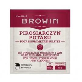 Pirosiarczyn potasu 10g 401810 Browin