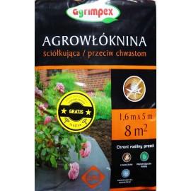 Agrowłóknina ściółkująca AgroMarina P50 1,6x5m