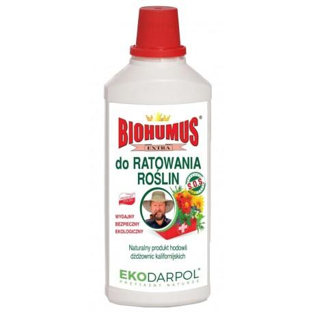 Biohumus SOS do ratowania roślin 1l