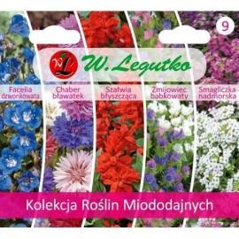 LG Kolekcja nasion Roślin Miododajnych 1,9g