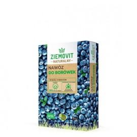 Nawóz organiczny do borówek 1kg Ziemovit