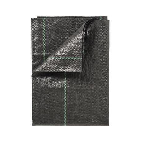 Tkanina szkółkarska ściółkująca czarna 1x10m
