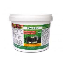 TALPAX zapobiega występowaniu turkucia, kreta, pędraka i innych szkodników glebowych 1,2kg