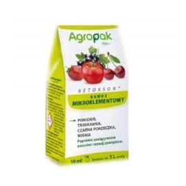 Betokson 10ml poprawia zawiązywanie owoców