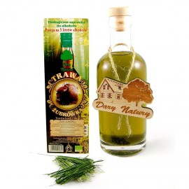 Trawa Żubrówka Eko zaprawka do alkoholu Dary Natury