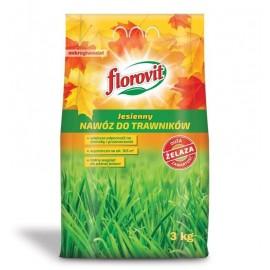 Florovit Nawóz jesienny do trawników 3kg