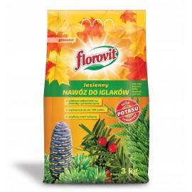 Florovit Nawóz jesienny do iglaków 3kg