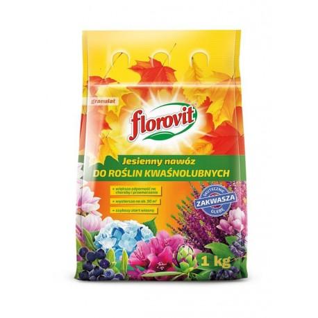 Florovit Nawóz jesienny do roślin kwaśnolubnych 3kg