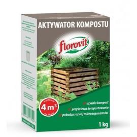 Aktywator kompostu 1kg Florovit