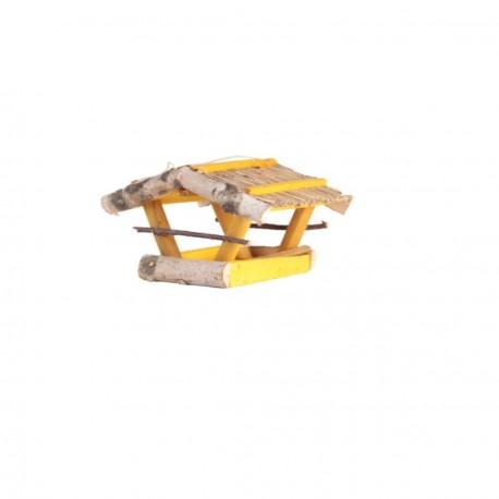 Karmnik nr 46 żółty Brapta