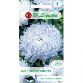 LG Aster peoniowy biało-niebieski 1g