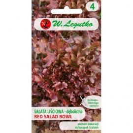 LG Sałata dębolistna Red Salad Bowl 1g