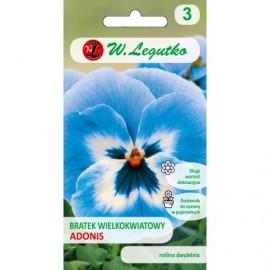 LG Bratek wielkokwiatowy Adonis 0,4g