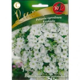 LG Petunia ogrodowa Kaskada biała 0,02g