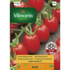 VIL Pomidor koktajlowy wysoki Tutti Frutti F1 7szt