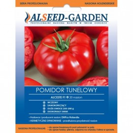 ALSEED Pomidor tunelowy Alceste F1 20szt nasiona holenderskie