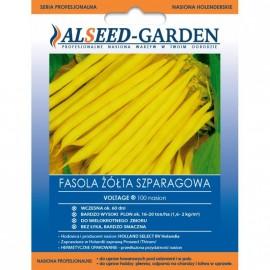 ALSEED Fasola szparagowa Voltage 100szt Nasiona holenderskie
