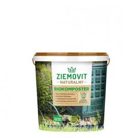 BIOkomposter przyspiesza proces kompostowania 1l Ziemovit