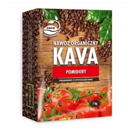 KAVA Nawóz organiczny sypki pomidory, warzywa 1kg