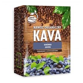 KAVA Nawóz organiczny sypki borówka, jagoda 1kg