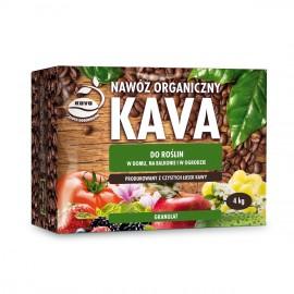 KAVA Nawóz organiczny granulowany do roślin 4kg