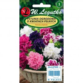 LG Petunia Polka F2 mix pełne kwiaty 50n