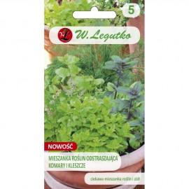 LG Mix roślin odstraszających komary i kleszcze 1g