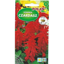 PL Szałwia Czardasz czerwona 0,5g