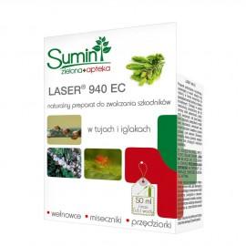 Laser 940EC 110ml olejowy preparat na szkodniki iglaków