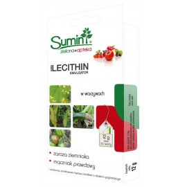 Lecithin Emulgator 6g Sumin przeciwko chorobom grzybowym w warzywach