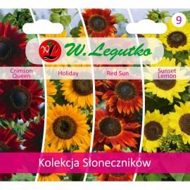 LG Kolekcja nasion Słoneczników 4x0,5g