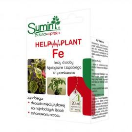 Help Plant Fe 20ml uzupełnia niedobory żelaza