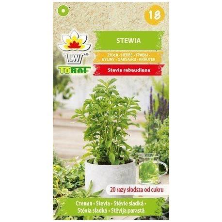 TORAF Stewia 10mg słodkie zioło