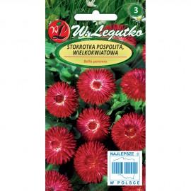 LG Stokrotka wielkokwiatowa czerwona 0,1g