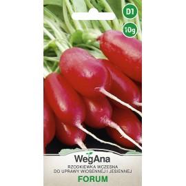 WER Rzodkiewka Forum 10g do uprawy wiosennej i jesiennej