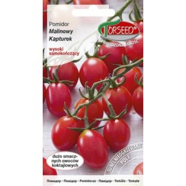 TOR Pomidor Malinowy Kapturek 0,1g
