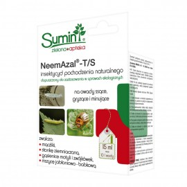 NeemAzal-TS 15ml na ziemiórki
