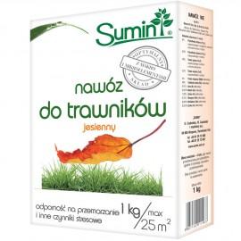 Nawóz jesienny do trawników 1kg Sumin