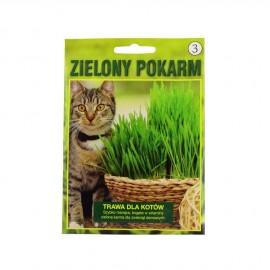 Trawa dla kotów 25g