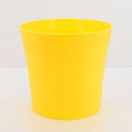 Doniczka Fiołek 385 żółta