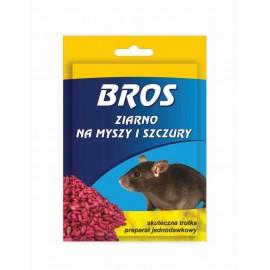 Bros ziarno na myszy,szczury 90g