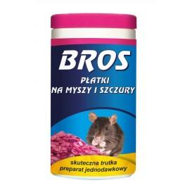 Bros Płatki na myszy, szczury 250g
