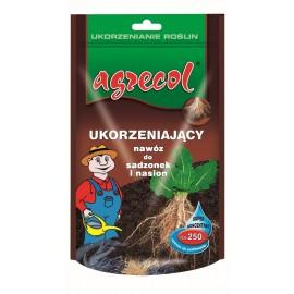 Agrecol ukorzeniający nawóz do sadzonek i nasion 250g